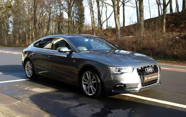 Audi A5 1.8 TFSI S Line Multitronic EURO 6 / GARANTIE 12M 3/15