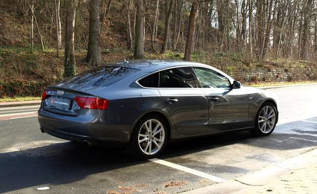Audi A5 1.8 TFSI S Line Multitronic EURO 6 / GARANTIE 12M 4/15