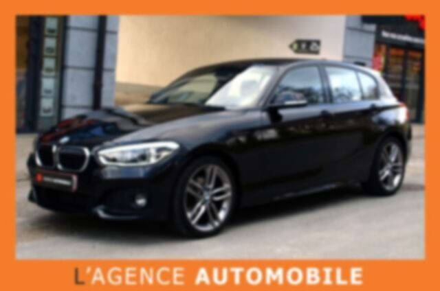 BMW 1 Series Pack M int.-ext./ GARANTIE BMW 05.2021
