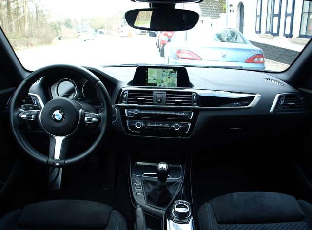 BMW 1 Series Pack M int.-ext./ GARANTIE BMW 05.2021 9/15
