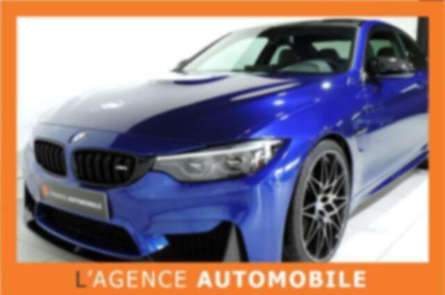 BMW M4 3.0 Competition DKG Drivelogic/ Garantie BMW 05/21