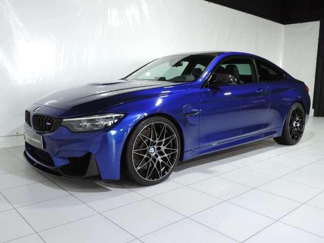 BMW M4 3.0 Competition DKG Drivelogic/ Garantie BMW 05/21 2/15