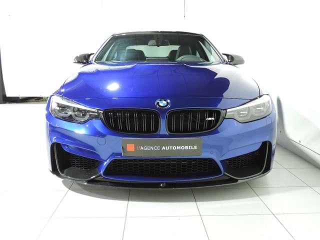 BMW M4 3.0 Competition DKG Drivelogic/ Garantie BMW 05/21 3/15