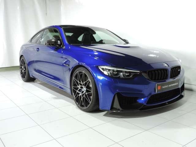 BMW M4 3.0 Competition DKG Drivelogic/ Garantie BMW 05/21 4/15
