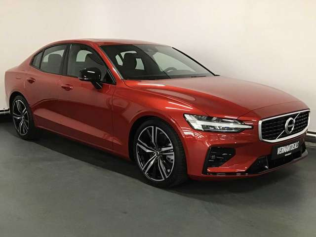 Volvo S60 R-Design T4 Geartronic 1/9