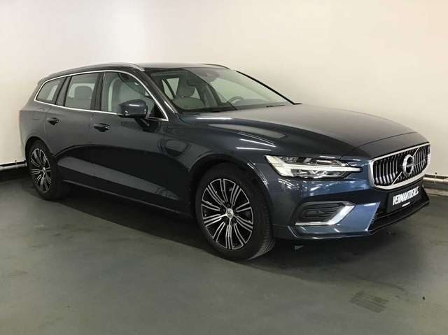 Volvo V60 Inscription D3 Geartronic 4/8