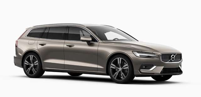 Volvo V60 Inscription D3 1/5