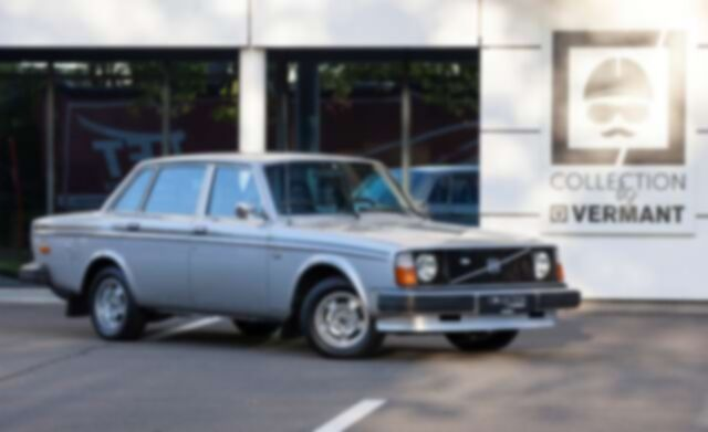 Volvo 244 DL - Anniversary Edition - Original condition!