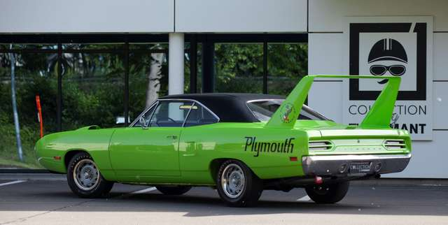 Plymouth Road Runner Super bird - Concours winner 3/15