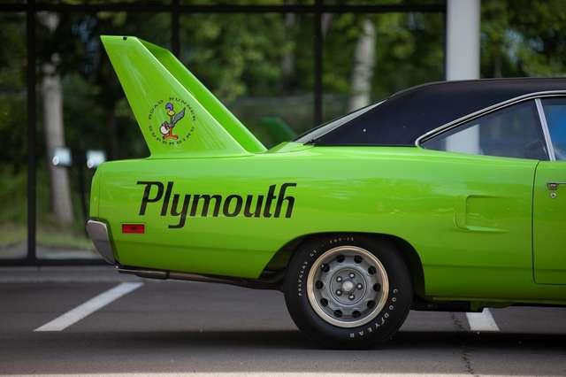 Plymouth Road Runner Super bird - Concours winner 9/15