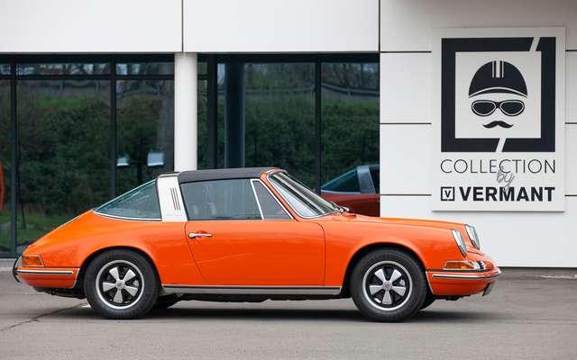 Porsche 911 T Targa - EU car - Nut and bolt restoration 2/15