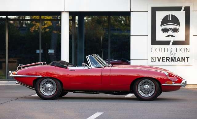 Jaguar E-Type OTS - Series 1.5 - History from 1985 untill Presnt 2/15