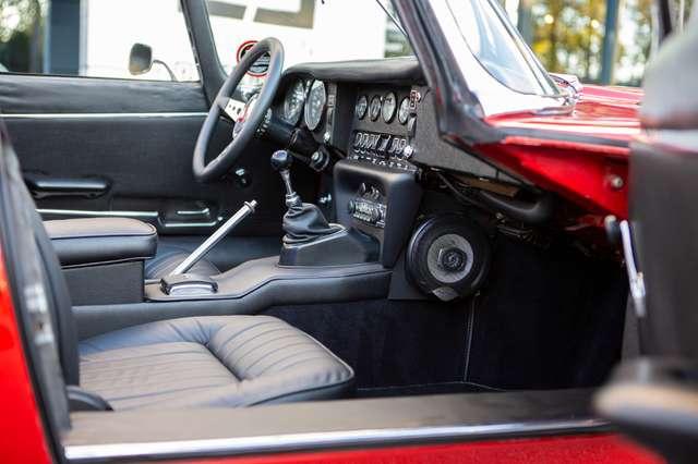 Jaguar E-Type OTS - Series 1.5 - History from 1985 untill Presnt 14/15