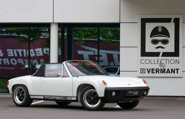 Porsche 914 /6 - One owner - 'M471' - Full history + Books 1/15