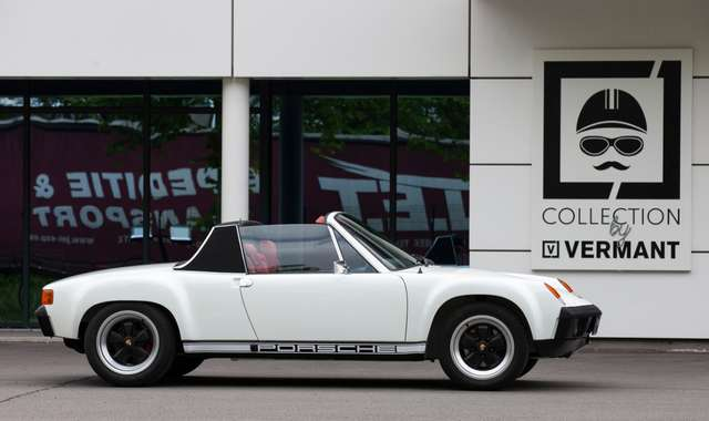 Porsche 914 /6 - One owner - 'M471' - Full history + Books 2/15