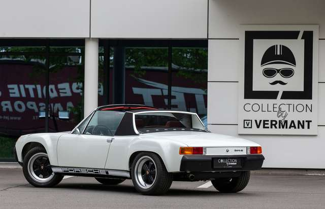 Porsche 914 /6 - One owner - 'M471' - Full history + Books 3/15