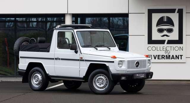 Mercedes Classe G 300GD Convertible - Belgian car - 1/15