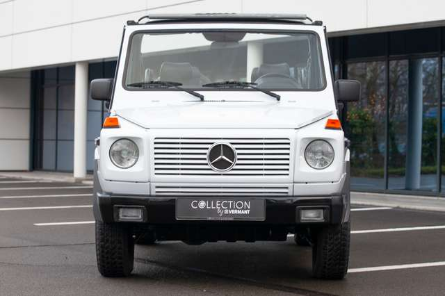 Mercedes Classe G 300GD Convertible - Belgian car - 4/15