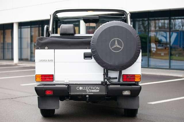 Mercedes Classe G 300GD Convertible - Belgian car - 5/15