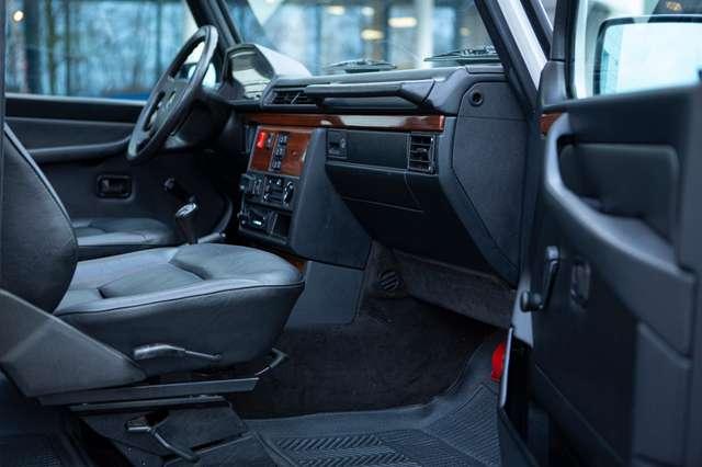 Mercedes Classe G 300GD Convertible - Belgian car - 14/15