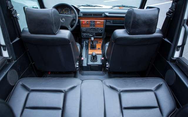 Mercedes Classe G 300GD Convertible - Belgian car - 15/15