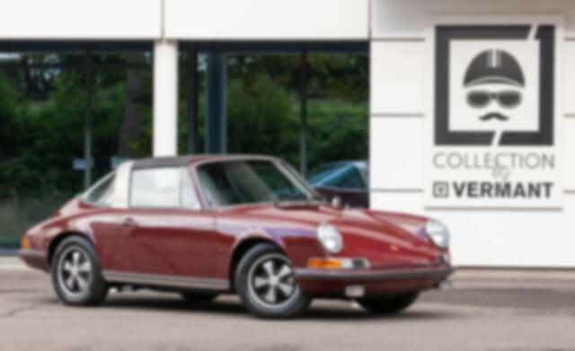 Porsche 911 S Targa - Restored condition - Books/tools!