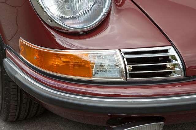 Porsche 911 S Targa - Restored condition - Books/tools! 7/15