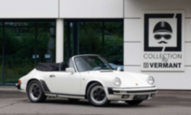 Porsche 911 SC Cabrio - EU Car - One year only!