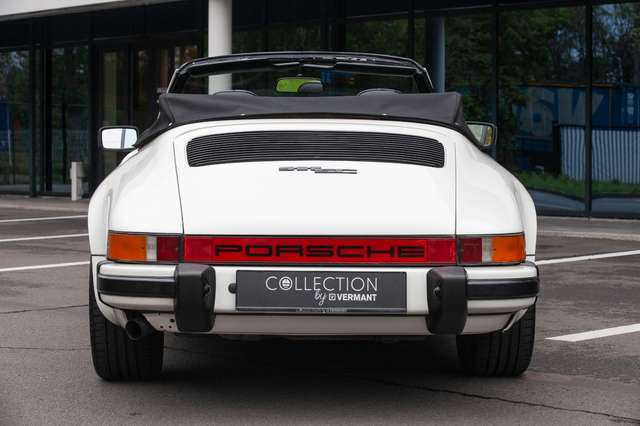 Porsche 911 SC Cabrio - EU Car - One year only! 5/15