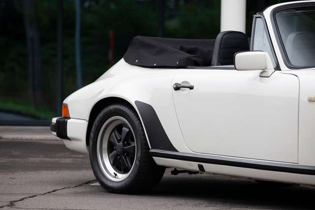 Porsche 911 SC Cabrio - EU Car - One year only! 10/15
