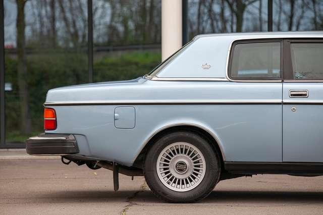 Volvo 262 C Bertone - 101.000km - Full history 12/15