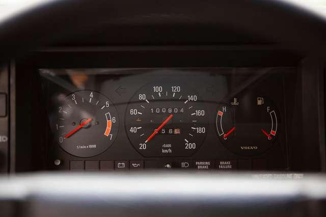 Volvo 262 C Bertone - 101.000km - Full history 14/15