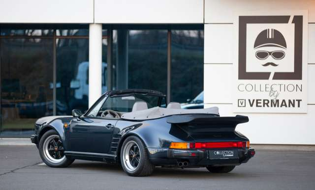 Porsche 930 Turbo Cabrio - EU CAR - 61.500km - FIRST PAINT! 3/15
