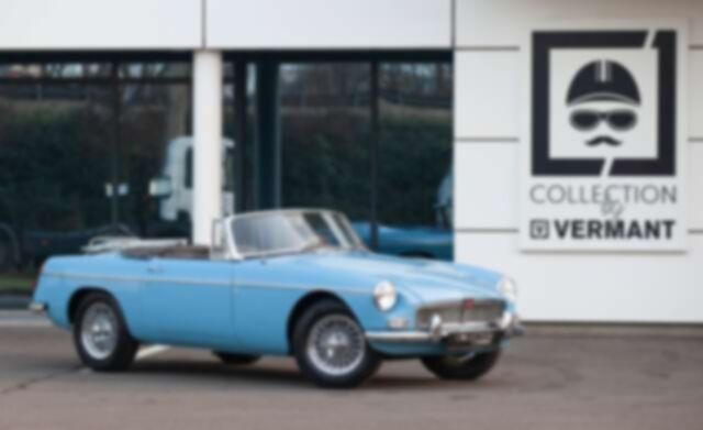 MG MGB New paint - Rebuild engine/gearbox - Overdrive