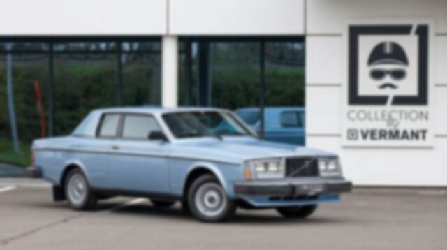 Volvo 262 Bertone Coupé - 101.000km\