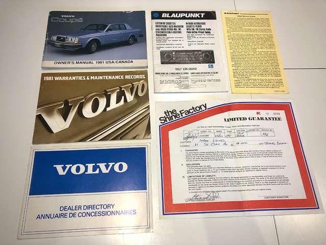 Volvo 262 Bertone Coupé - 101.000km's - Full history 15/15