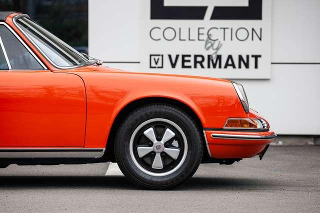 Porsche 911 T - EU car - Matching engine/colours -Nut and bolt 7/15