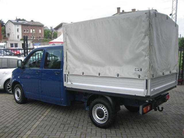 Volkswagen Transporter Double Cabine 6 Pl Pick-Up+Bâche 2.0 TDi 114cv 2/15