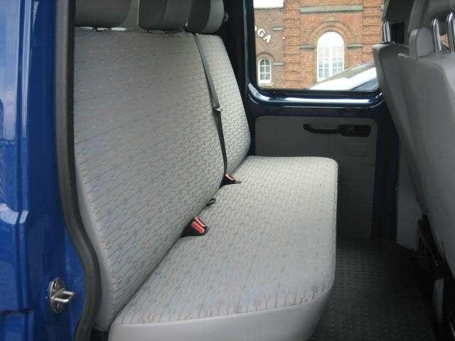 Volkswagen Transporter Double Cabine 6 Pl Pick-Up+Bâche 2.0 TDi 114cv 8/15