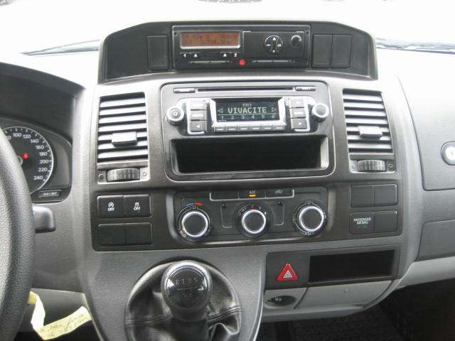 Volkswagen Transporter Double Cabine 6 Pl Pick-Up+Bâche 2.0 TDi 114cv 12/15