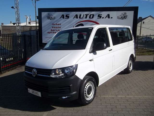Volkswagen Transporter Kombi 8 Places 2.0TDi 102cv Minibus 21480€+TVA 1/15