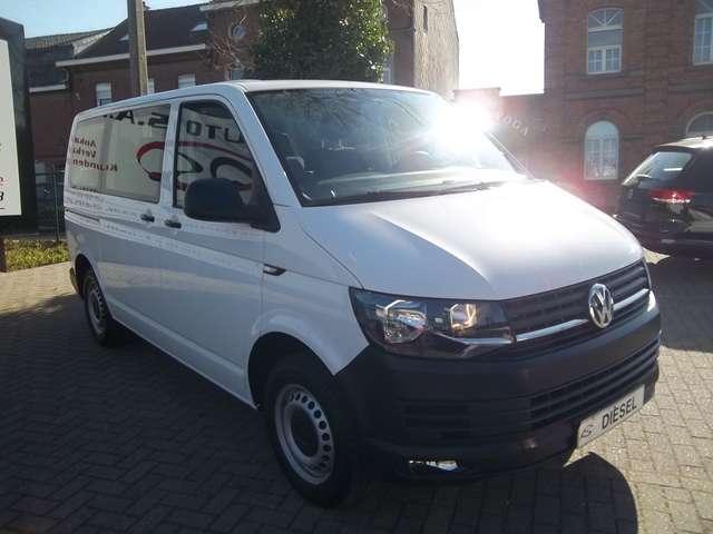 Volkswagen Transporter Kombi 8 Places 2.0TDi 102cv Minibus 21480€+TVA 4/15