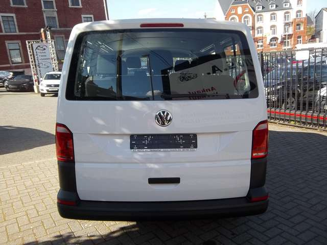 Volkswagen Transporter Kombi 8 Places 2.0TDi 102cv Minibus 21480€+TVA 6/15