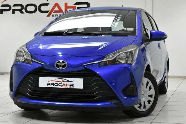 Toyota Yaris 1.5i CLIM * CAMERA * CRUISE * BLUETOOTH 1/15