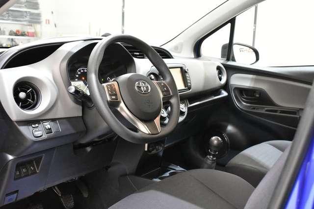 Toyota Yaris 1.5i CLIM * CAMERA * CRUISE * BLUETOOTH 7/15