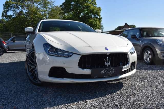 Maserati Ghibli 3.0 V6 AUTOMAAT / LEDER / NAVIGATIE / XENON 1/15