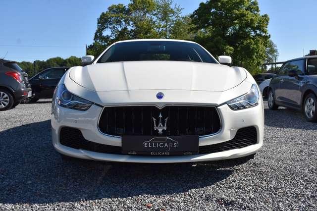 Maserati Ghibli 3.0 V6 AUTOMAAT / LEDER / NAVIGATIE / XENON 2/15