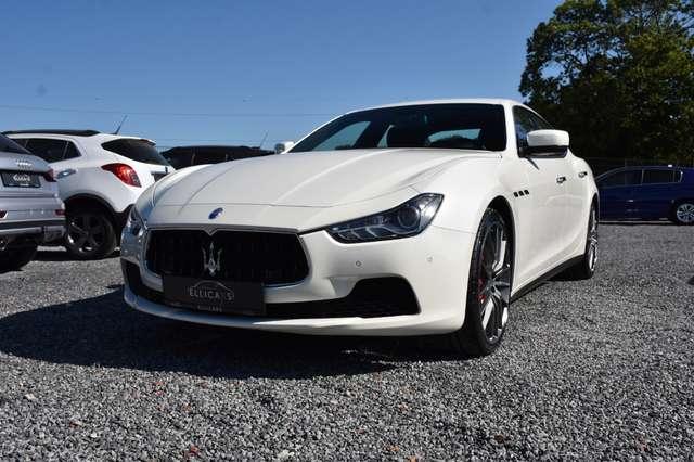 Maserati Ghibli 3.0 V6 AUTOMAAT / LEDER / NAVIGATIE / XENON 3/15