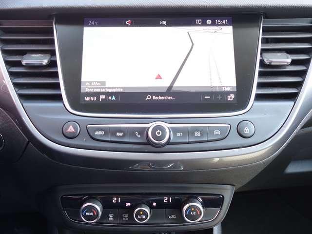 Opel Crossland X 1,5 Turbo DIESEL ULTIMATE Boite AUTO, ATT REMORQUE 12/15