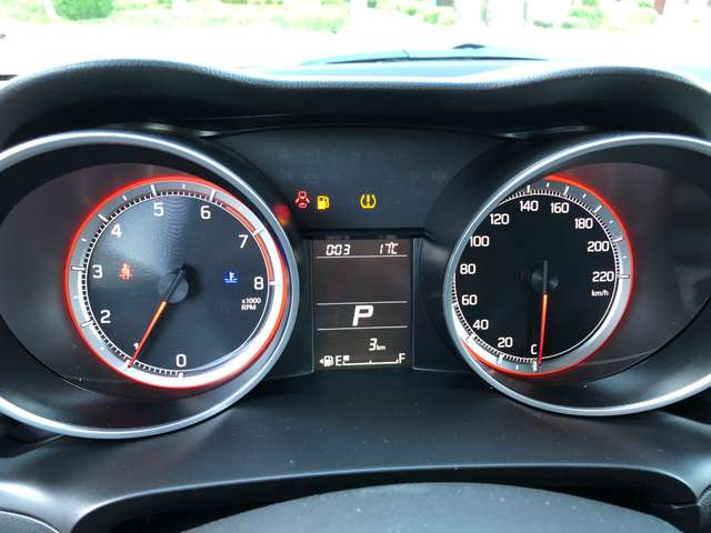 Suzuki Swift 1.2i GL+ CVT Automaat Burning Red Pearl 13/15